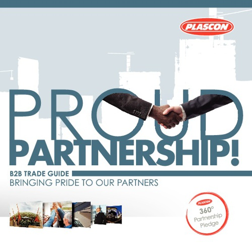 Proud Partnership brochure
