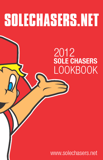 2012 SoleChasers Lookbook