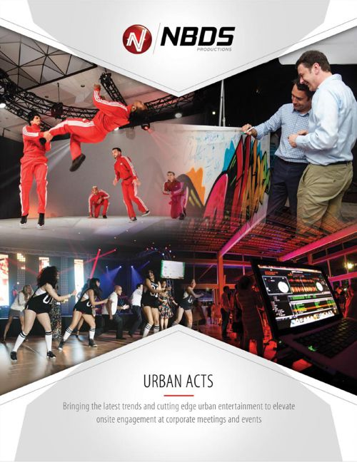 NBDS Productions - Urban Acts