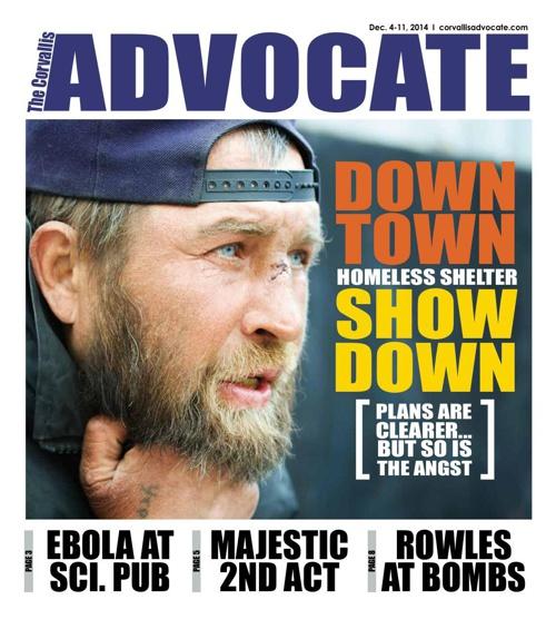 Corvallis Advocate - December 4, 2014
