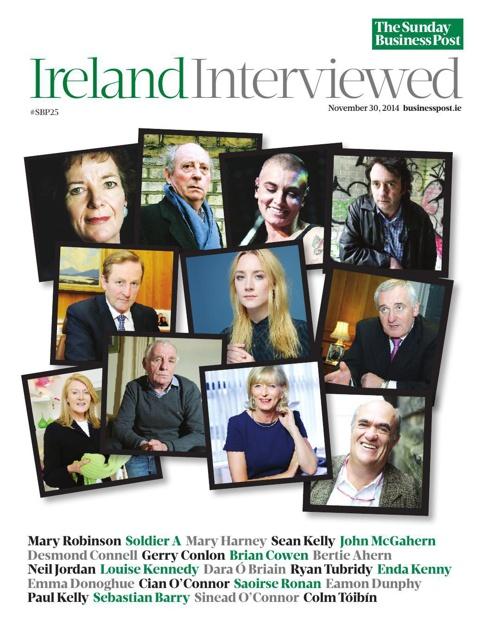 SBP Ireland Interviewed 30-11-2014