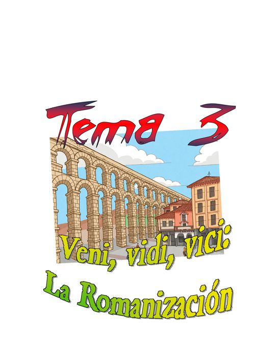 CC4 - Tema 3 - La Romanización