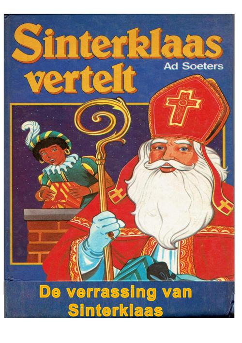 De verrassing van Sinterklaas