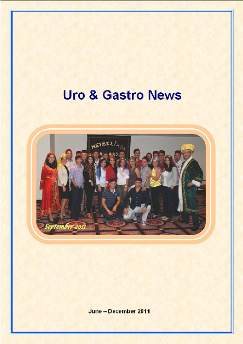 Uro&Gastro News / June-December 2011