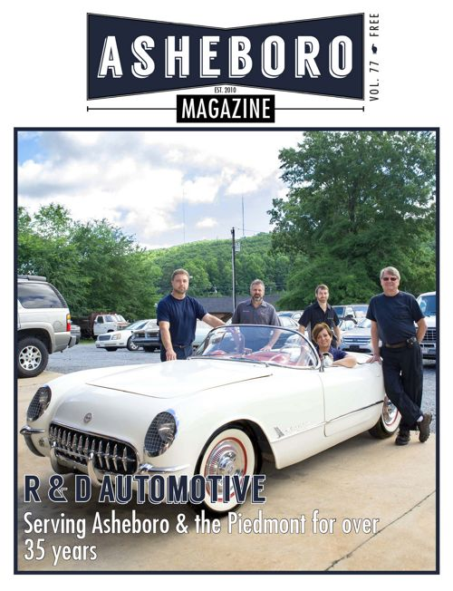 Asheboro Magazine - Issue 77