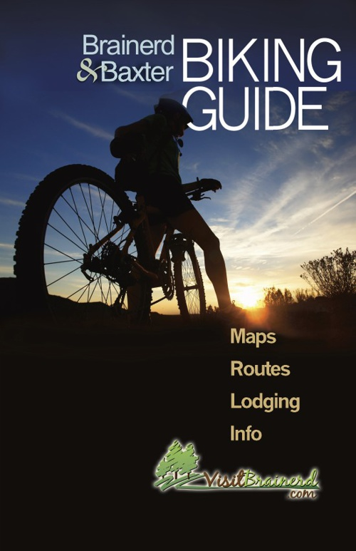 Brainerd & Baxter Minnesota Biking Guide