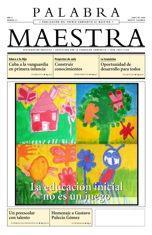 Palabra Maestra, Edición 21