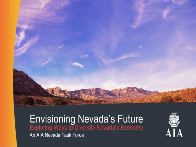 Envisioning Nevada's Future