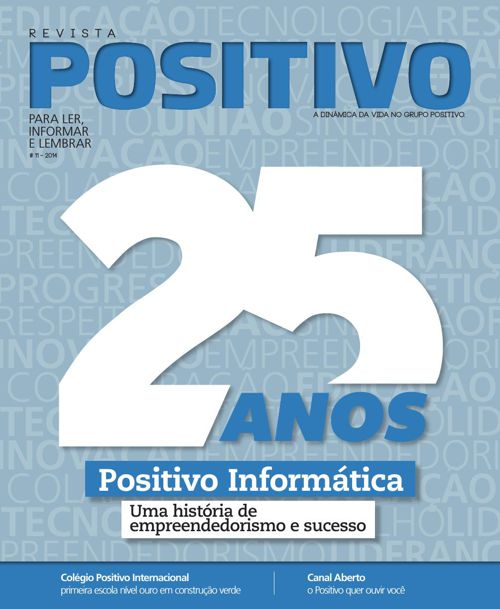 Revista Positivo 11