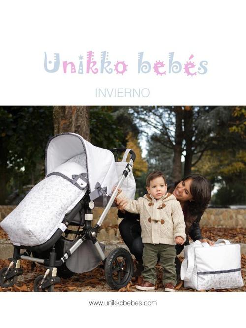 Catálogo Invierno 2014/2015 UNIKKO BEBES