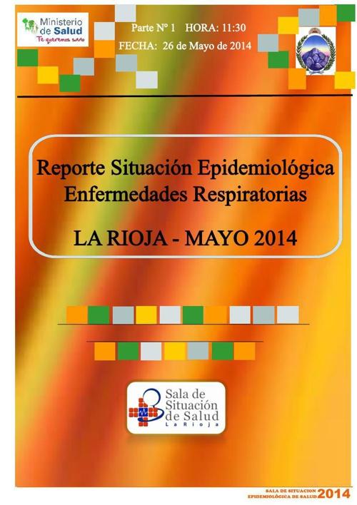 REPORTE RESPIRAT N§ 1 - 2014