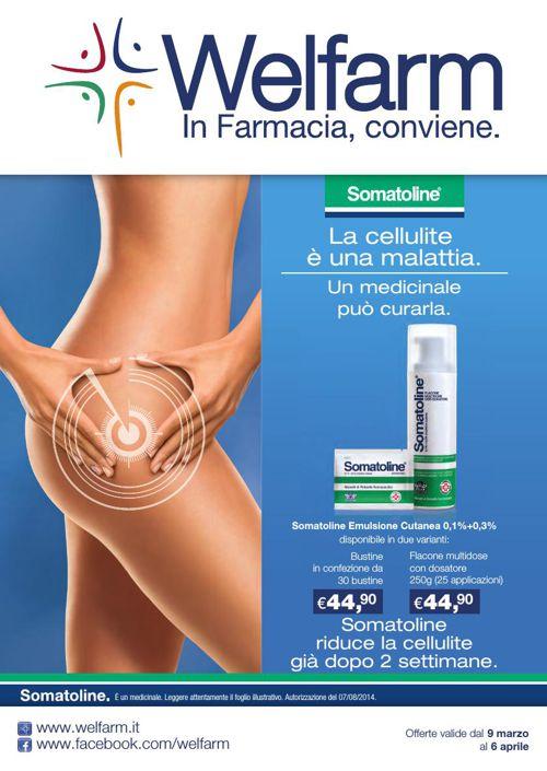 Volantino Offerte Farmacie Welfarm Marzo 2015