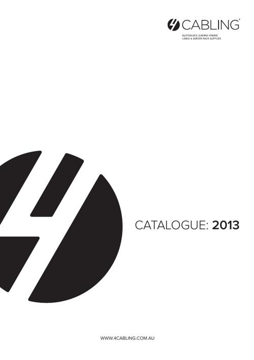 4Cabling Catalogue