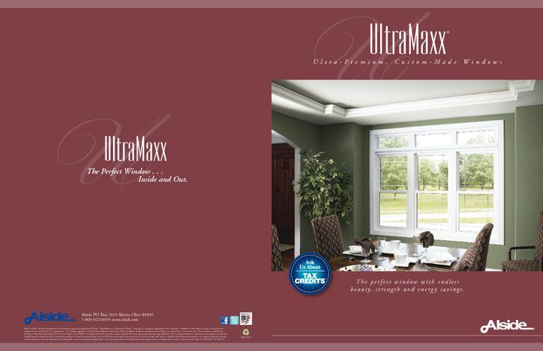 UltraMaxx Brochure - Alside Replacement Windows
