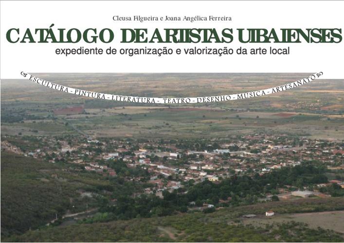 CATÁLOGO DE ARTISTAS UIBAIENSES