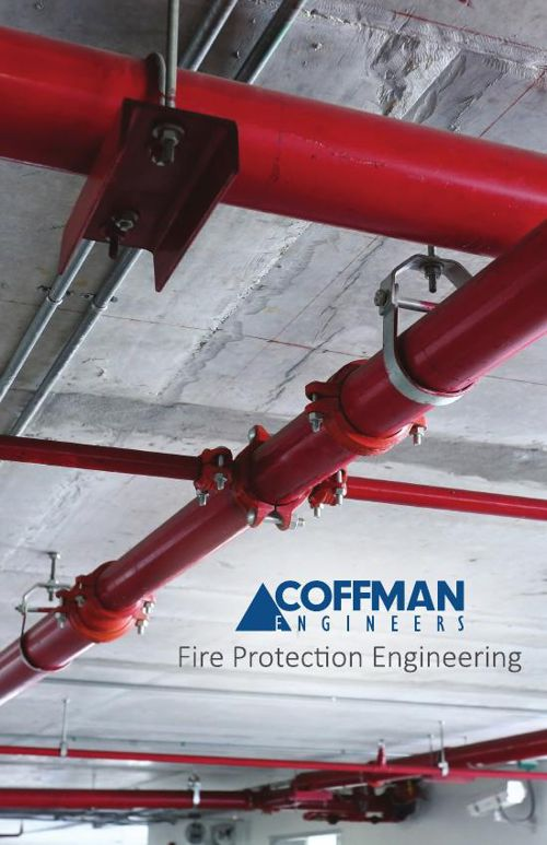 Coffman Engineers: Fire Protection Engineering Brochure