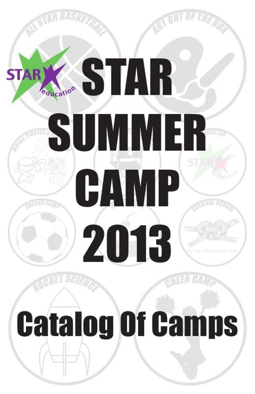 STAR Summer Camp 2013