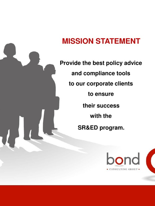 Bond Consulting Group