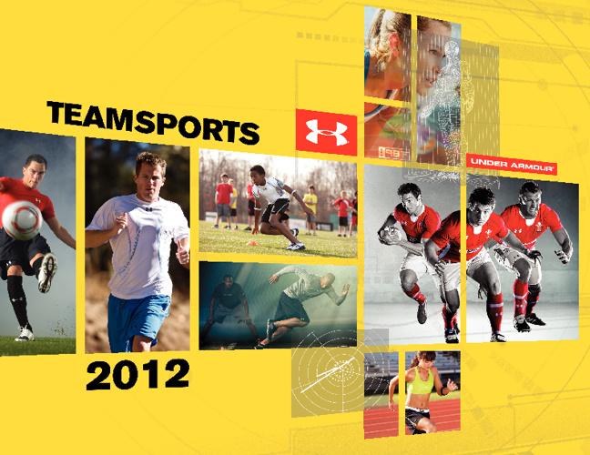 UA Teamsports 2012