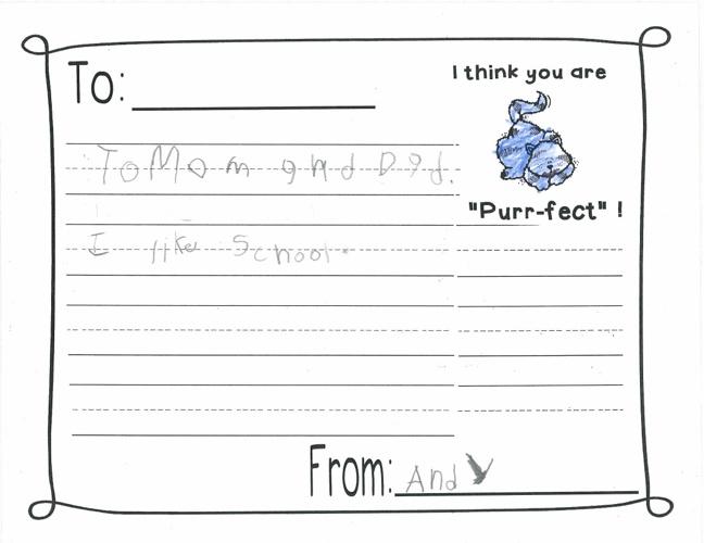 Parent Letters 1