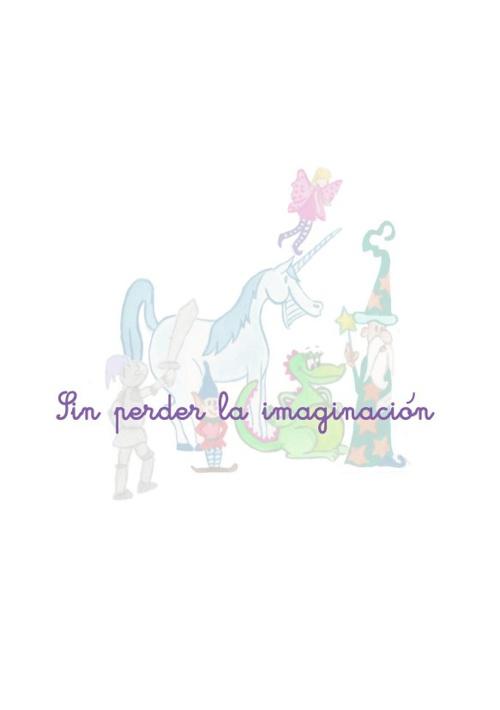 Sin perder la imaginación