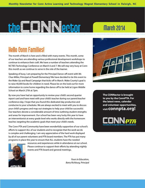 CONNector March 2014