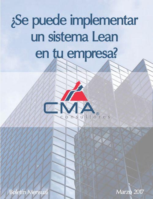 Implementación de Lean Manufacturing en las empresas