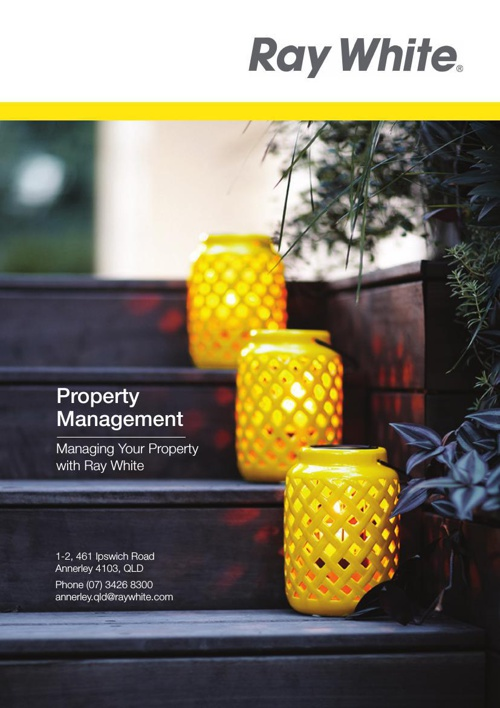 Ray White Annerley Property Management