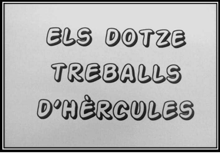 Els Dotze Treballs d'Hercules