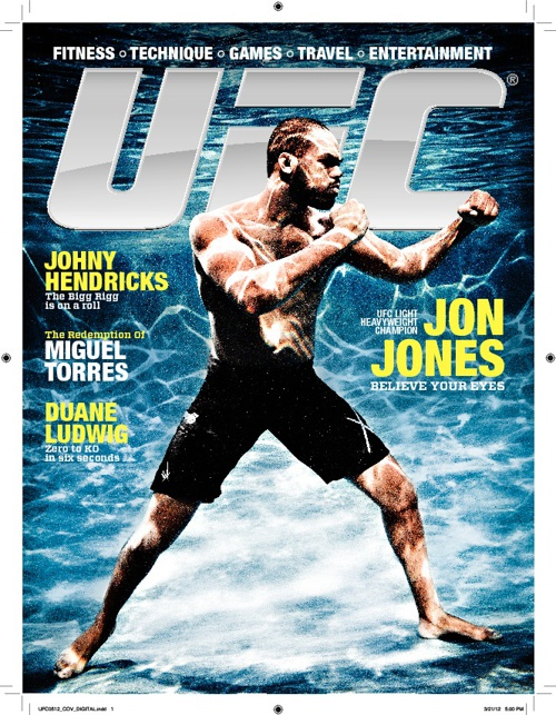 UFC Sample Issue