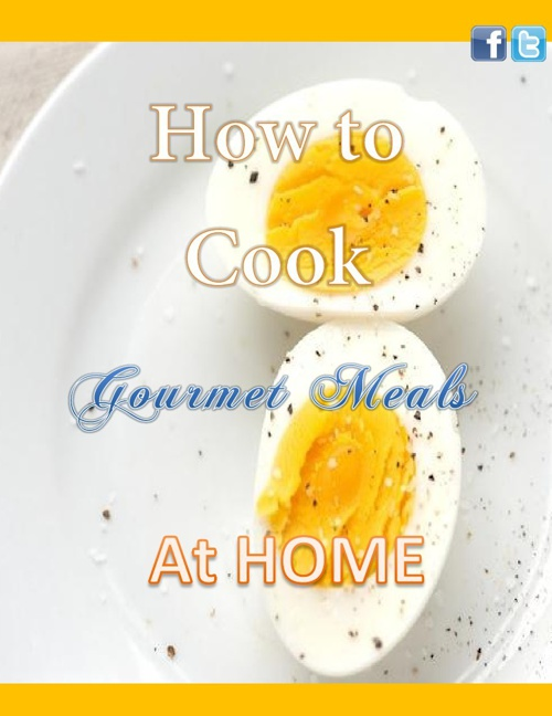 How to Cook Gourmet Meals at Home