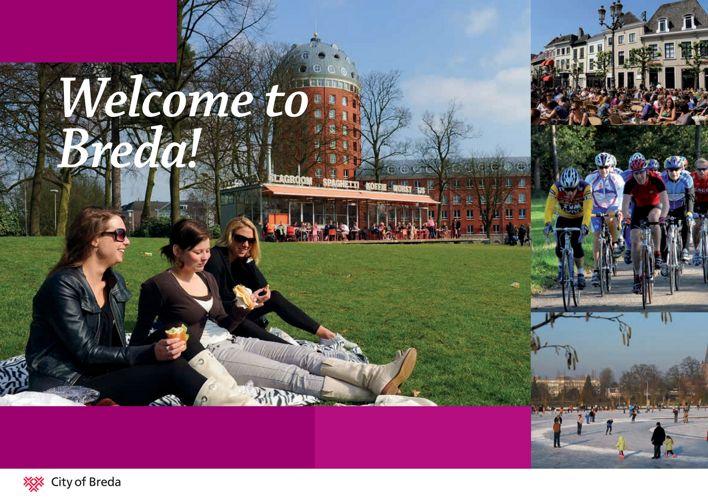 Brochure Breda - Rithmeesterpark Breda