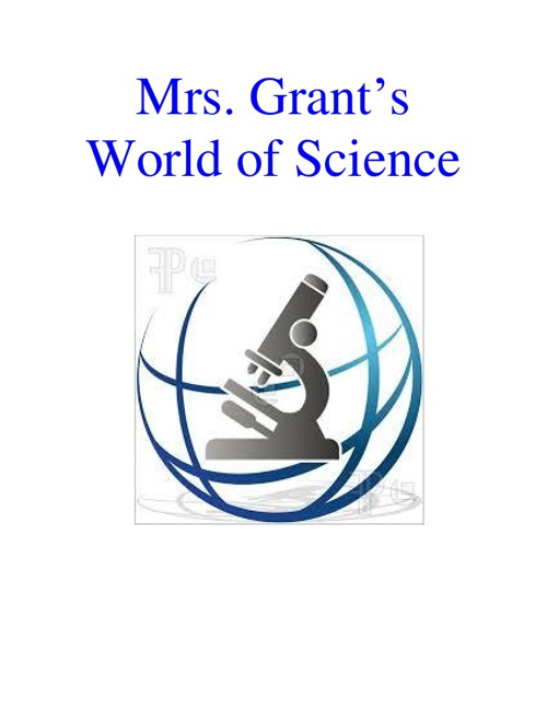 Ms. Grant's World Of Science