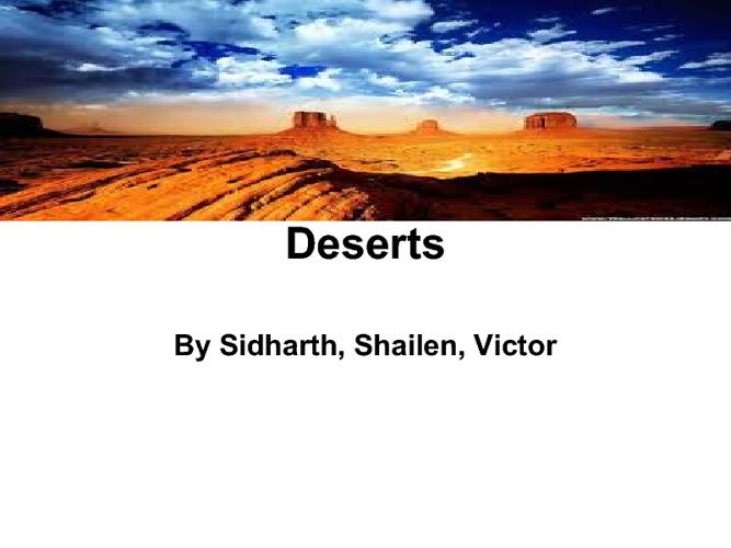 Deserts-4B