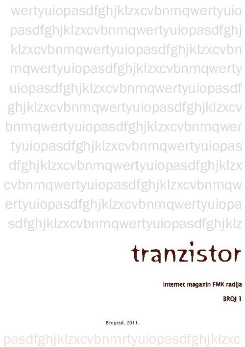 tranzistor proba