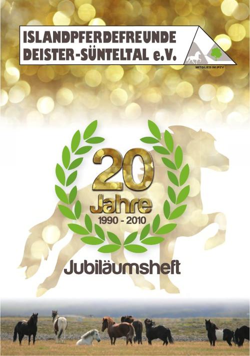 IPF Jubilaeumsheft 20 Jahre