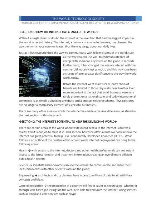 WTS Internet Implementation Guide V2 (GP)