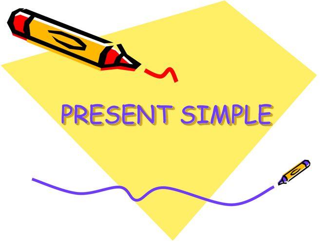PRESENT-SIMPLE-ppt