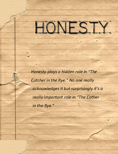 Honesty theme project