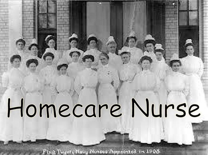 Homecare Nurse (Natalie K.)