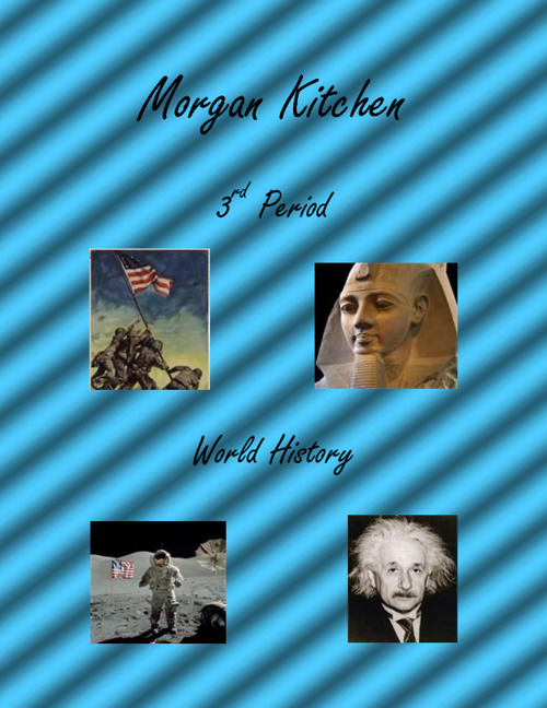 World History Flipbook