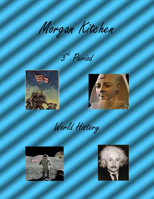 World History Flipbook