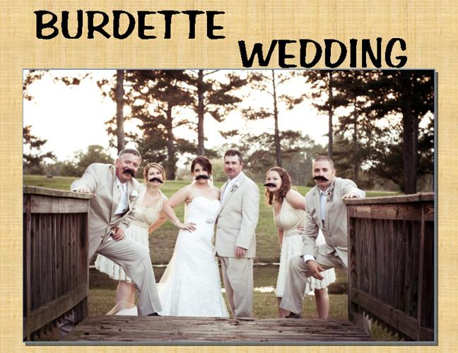 Burdette Wedding Sneak Peek