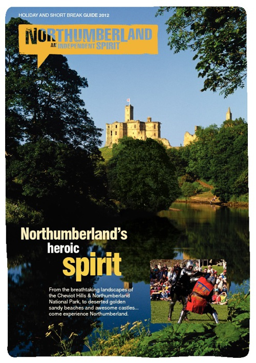 Northumberland Holiday and short break guide 2012