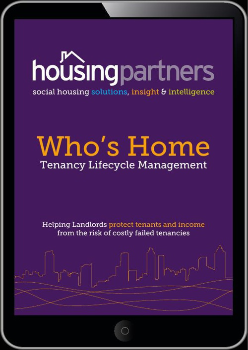 Find out Who's Home - only with Housing Partners