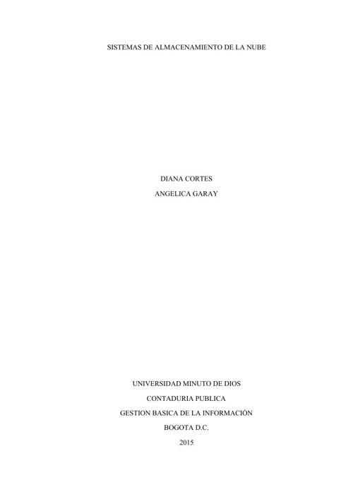 LA COMPUTACION EN LA NUBE (1)
