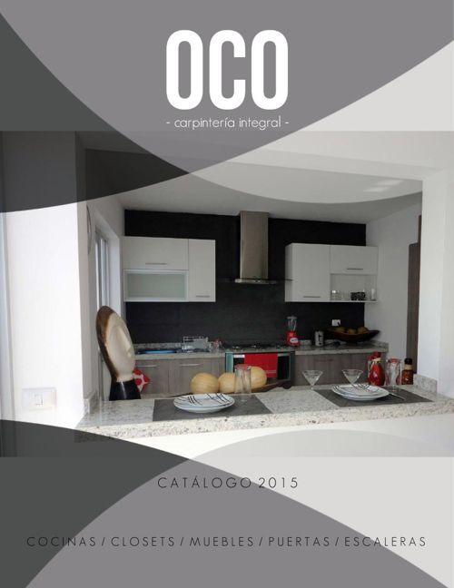 Catalogo OCO 2015 Impresión