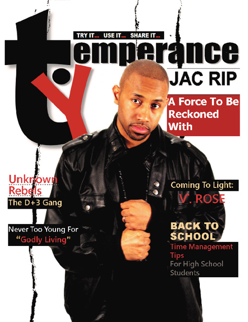 Temperance Youth - Fall Issue - Vol.1 / Issue 3