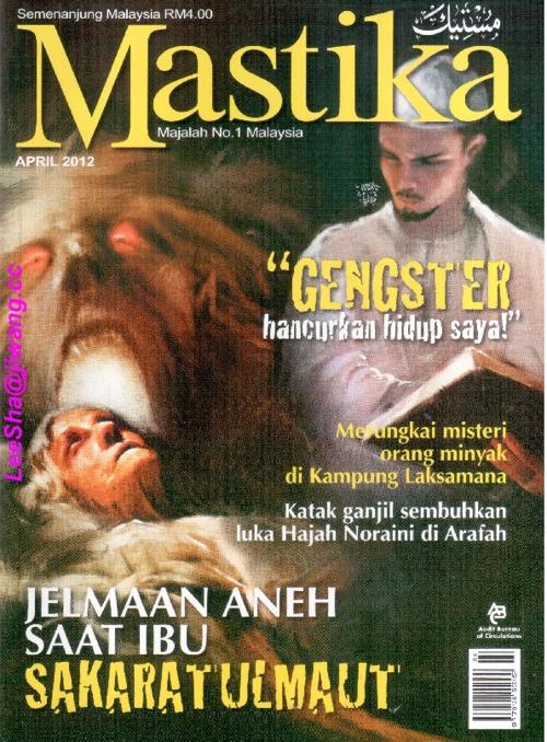 Majalah Mastika Keluaran April