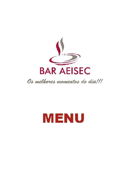 BAR AEISEC